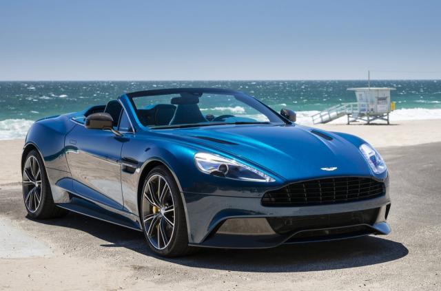 Image of Aston Martin Vanquish Volante