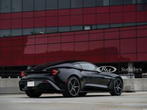 Photo of Aston Martin Vanquish Zagato