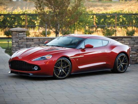 Aston Martin Vanquish Zagato Specs Performance Data Fastestlaps Com