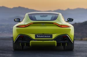 Photo of Aston Martin Vantage