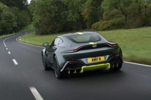 Photo of Aston Martin Vantage AMR Mk II