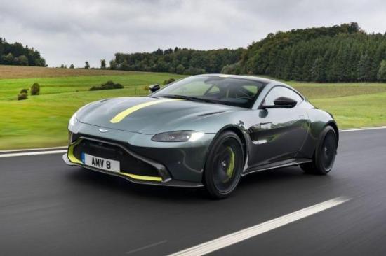 Image of Aston Martin Vantage AMR