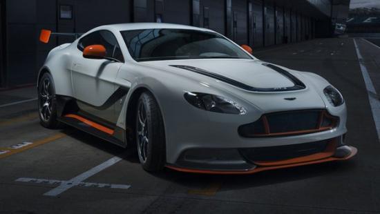 Image of Aston Martin Vantage GT12
