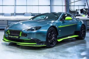 Picture of Aston Martin Vantage GT8
