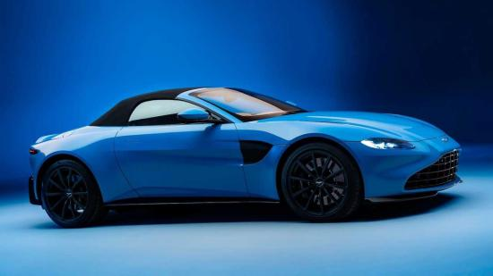 Image of Aston Martin Vantage Roadster