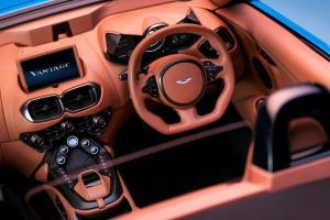 Photo of Aston Martin Vantage Roadster Mk II