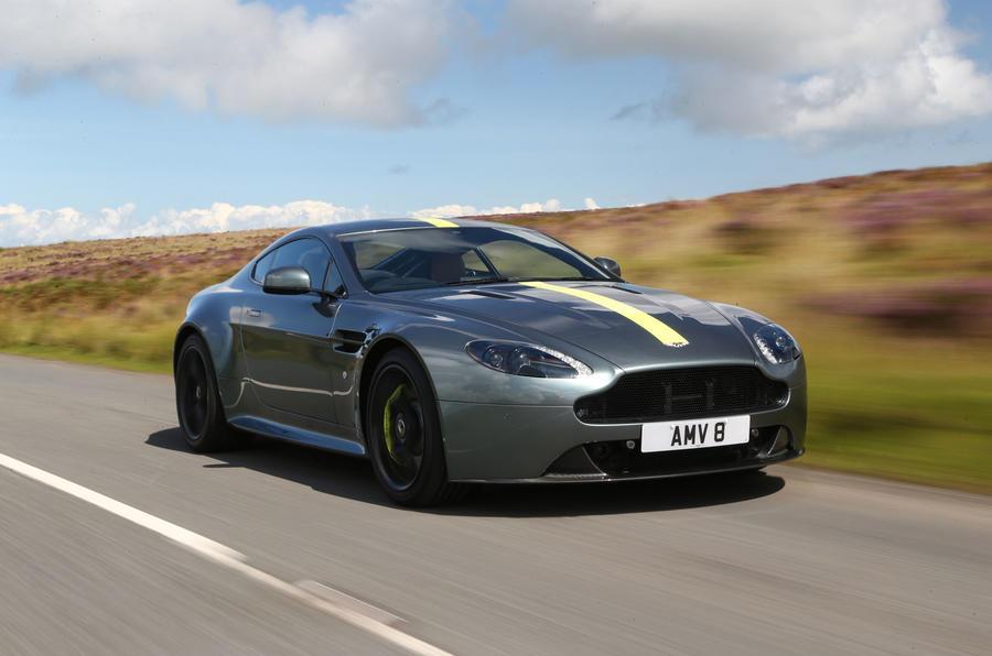 Aston Martin Vantage V8 Amr Mk I Specs Performance Data Fastestlaps Com