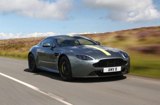 Image of Aston Martin Vantage V8 AMR