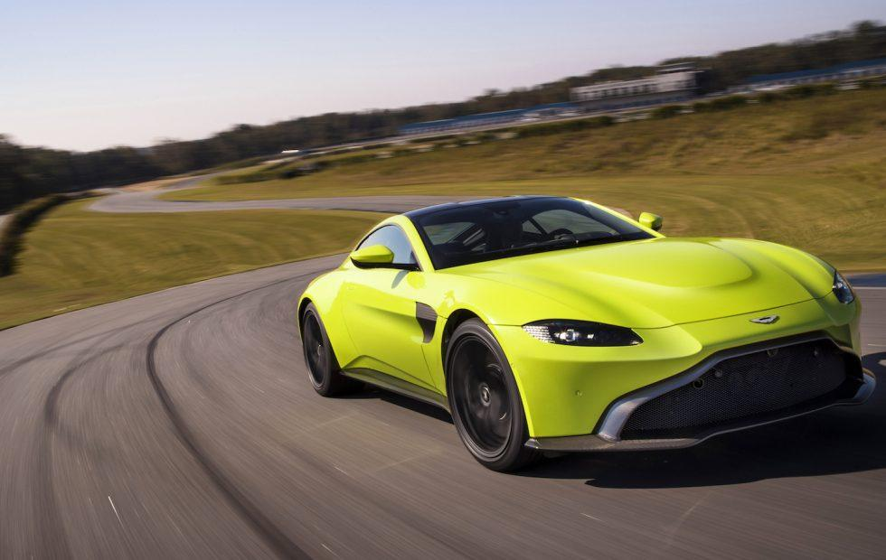 Aston Martin Vantage Mk Ii Specs 0 60 Quarter Mile Lap Times Fastestlaps Com