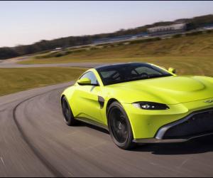 Picture of Aston Martin Vantage