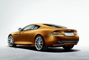 Photo of Aston Martin Virage