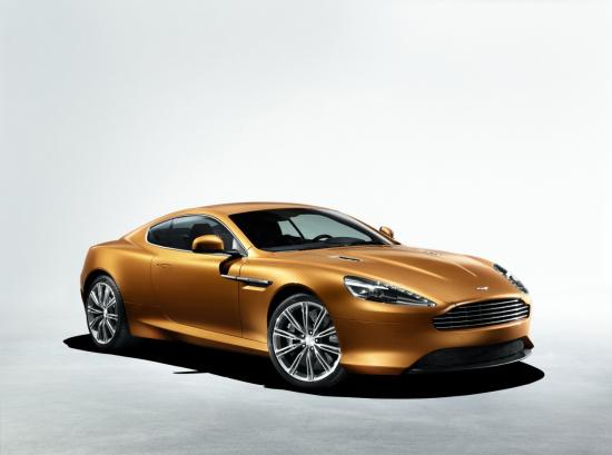 Image of Aston Martin Virage