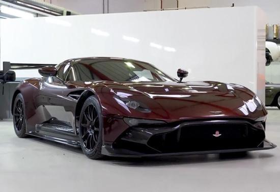 Image of Aston Martin Vulcan RML