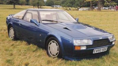 Image of Aston Martin Zagato