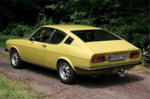Photo of Audi 100 Coupe S