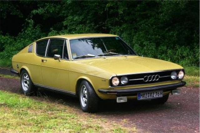 Image of Audi 100 Coupe S