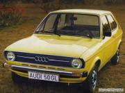 Image of Audi 50 GL