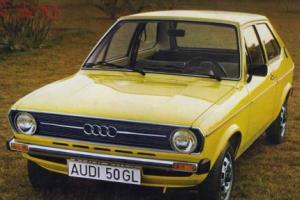 Picture of Audi 50 GL