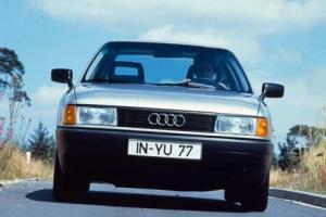 Picture of Audi 80 1.8E