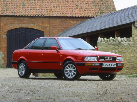 Image of Audi 80 2.8 E