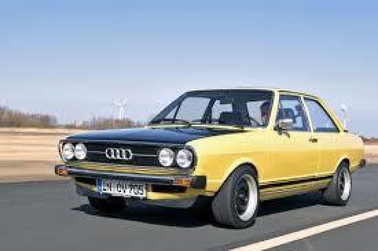 Image of Audi 80 GTE