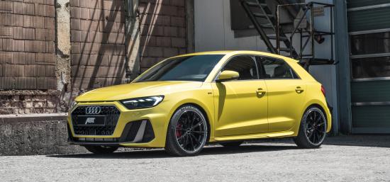 Image of Audi A1 35 TFSI