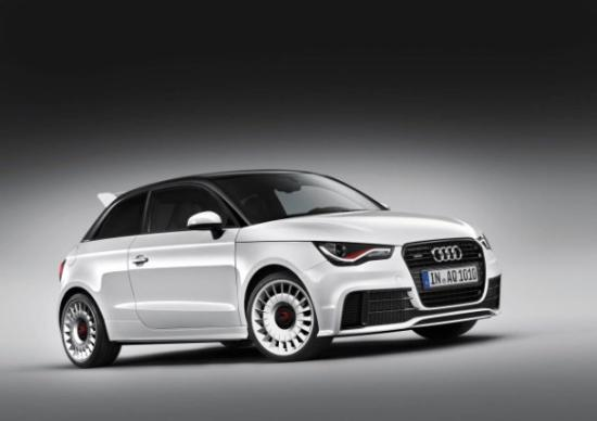 Image of Audi A1 Quattro Limited Edition