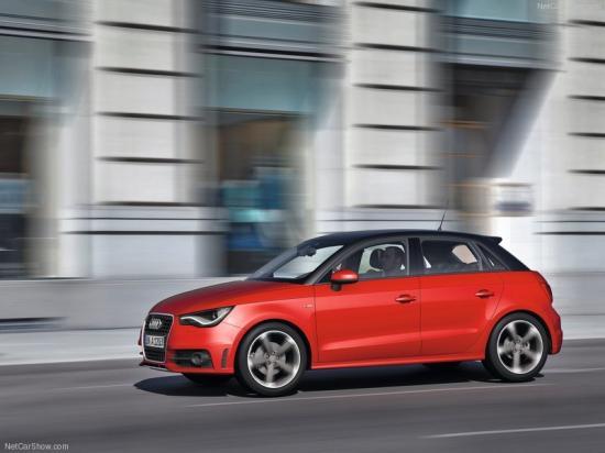 Image of Audi A1 Sporback 2.0 TDI