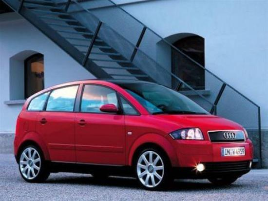 Image of Audi A2 1.4