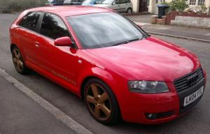 Photo of Audi A3 3.2 quattro 8P