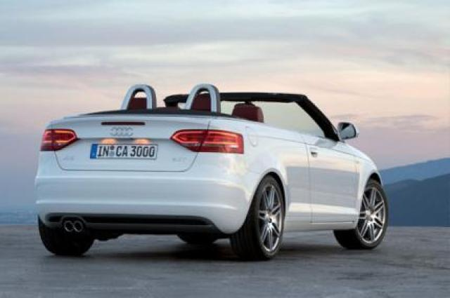 Image of Audi A3 Cabriolet 2.0 TFSI