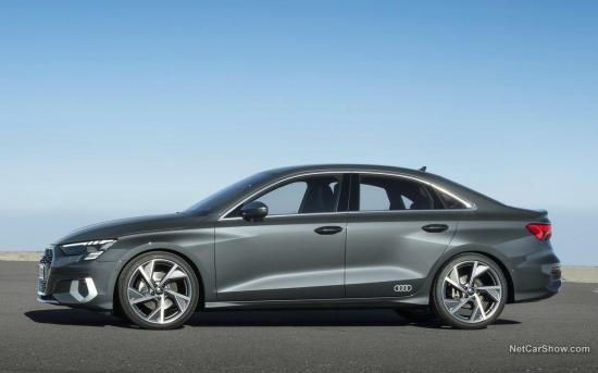 Image of Audi A3 Sedan 35 TFSI