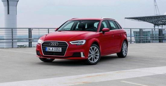 Image of Audi A3 Sportback 1.0 TFSI