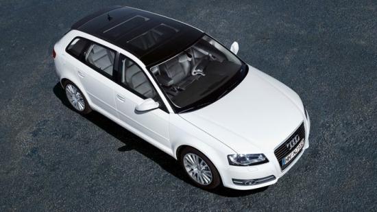 Image of Audi A3 Sportback 2.0 TFSI quattro