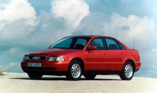 Image of Audi A4 1.8T