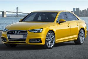 Picture of Audi A4 2.0 TDI (B9)