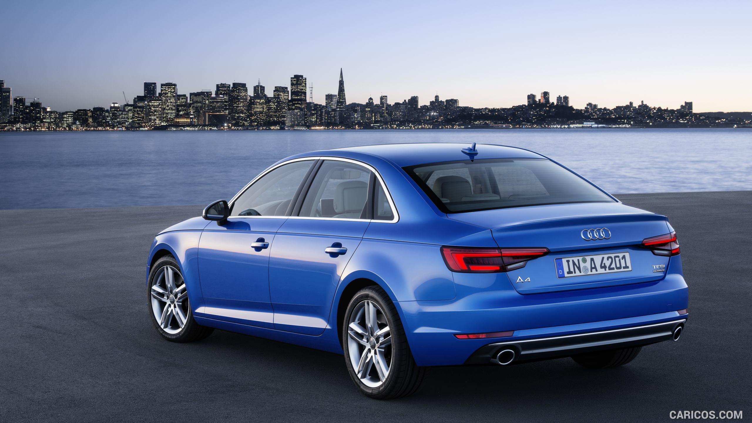 Audi A4 20 Tfsi Quattro B9 Laptimes Specs Performance Data