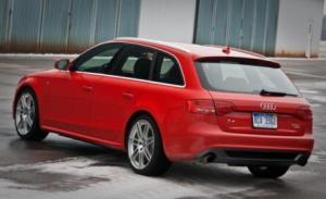 Photo of Audi A4 2.0T Avant   B8