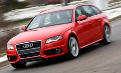 Image of Audi A4 2.0T Avant