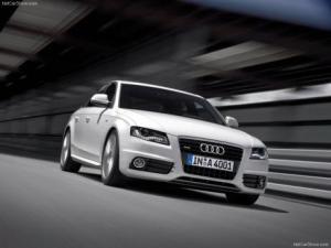 Photo of Audi A4 2.0T S-line