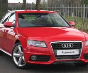 Picture of Audi A4 2.0T S-line