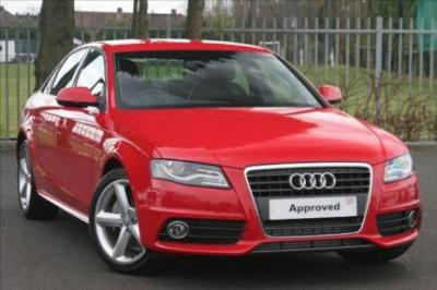 Image of Audi A4 2.0T S-line