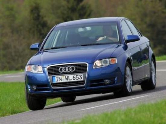 Image of Audi A4 2.7 TDI