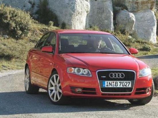 Image of Audi A4 3.0 TDI quattro