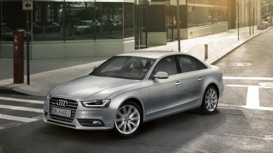 Image of Audi A4 3.0 TFSI