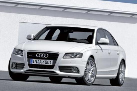 Image of Audi A4 3.2 FSI Quattro