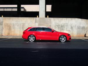 Photo of Audi A4 3.2 Quattro Avant B8