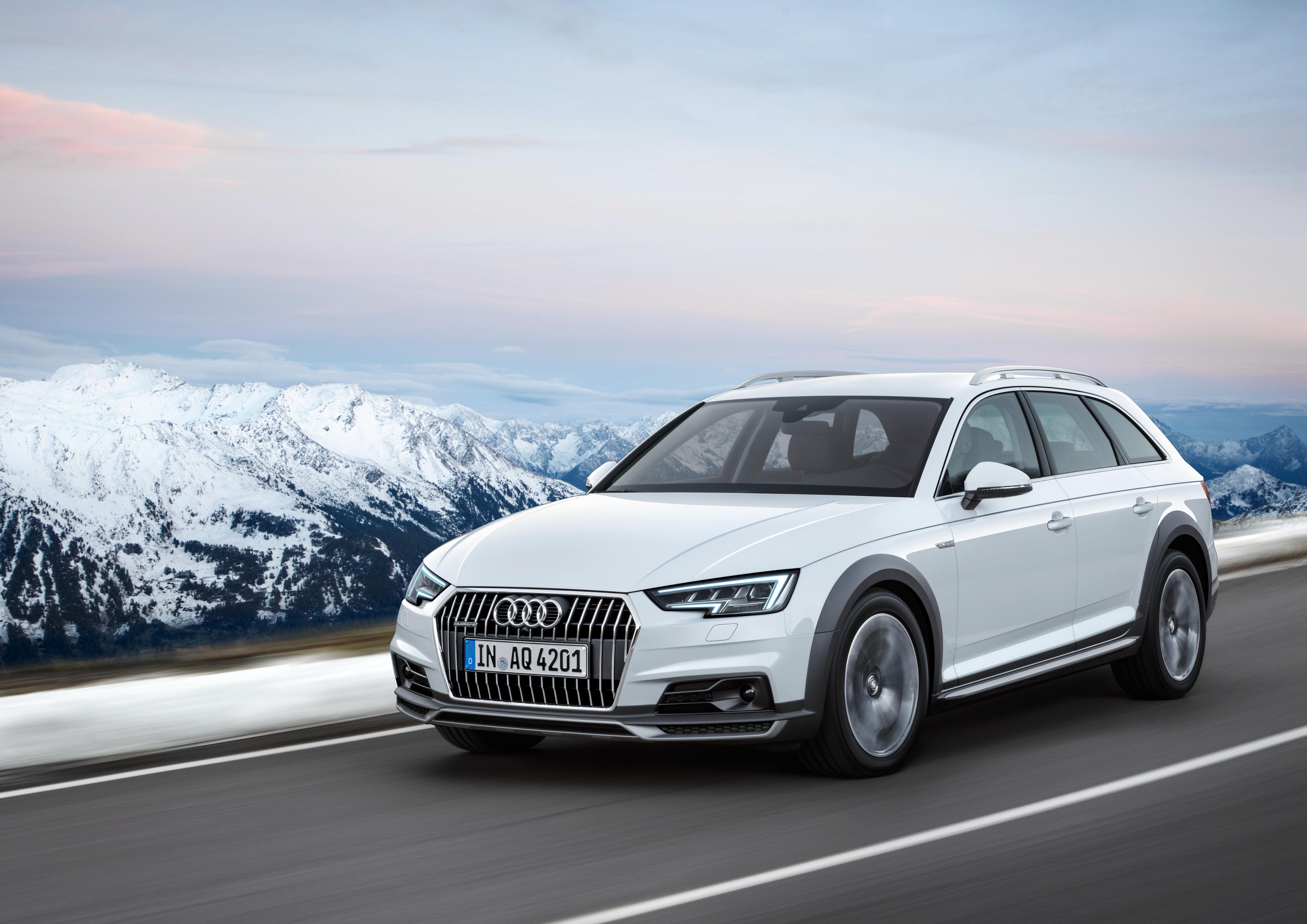 Audi A4 Allroad 3 0 Tdi B9 Specs Performance Data Fastestlaps Com