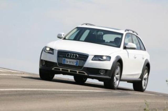 Audi A4 Allroad 30 Tdi B8 Laptimes Specs Performance Data