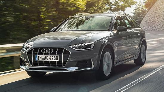 Image of Audi A4 Allroad 40 TDI